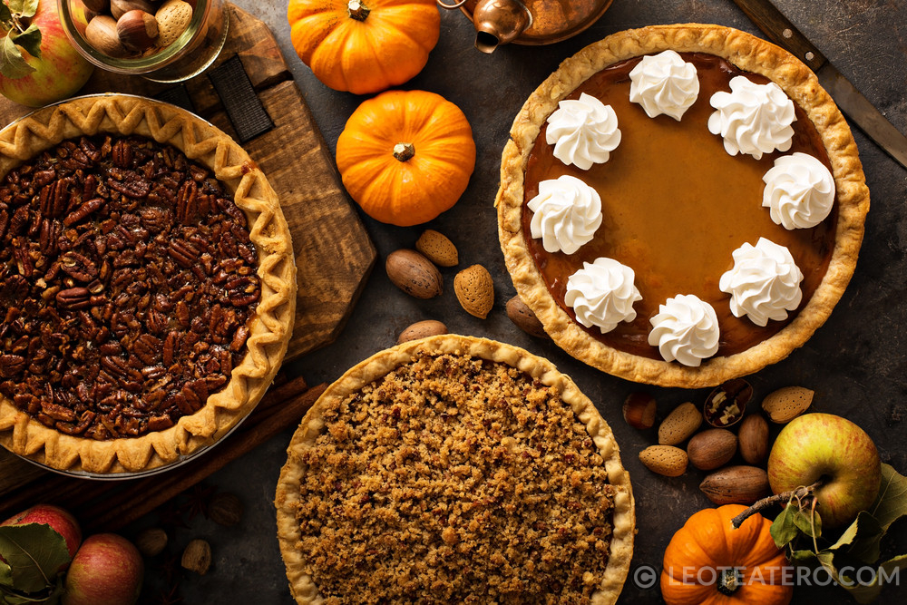 High Time for Pie Time - Leo Teatero